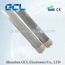 High flux 4ft 18w t8 led tube