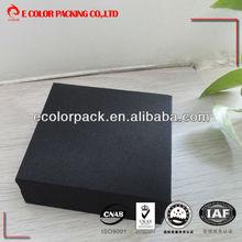 Black velvet gift box photo frame packaging box