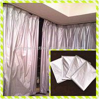 fabric blackout curtain market textile