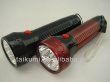 spray color rechargeable led laser torch