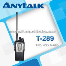 T-289 VHF UHF big power 7 watt walky talky
