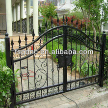 Different design of gate colors