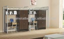 Modern school student bunk bed(JZ-023)