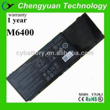 Original Laptop battery For Dell M6400 Precision battery 12-0868 8M039 C565C laptop battery