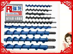 85mm twist drill pipe /spiral drill pipe/drill rod