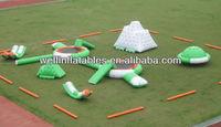inflatable aqua park/ water sport games / aqua games