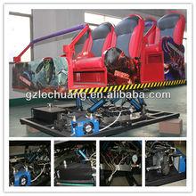 Hydraulic system 5D motion cinema equipment