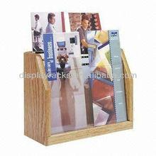 MDF magazine/brochure display stand for countertop GI-BDC 015