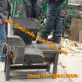 La cáscara de maíz pelar y máquina