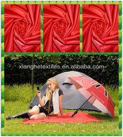 beach umbrella fabric 100 polyester plaid taffeta