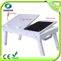 Laptop Lap Desk with Cooling Fan