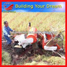 China famous mini combine harvester 0086-13733199089