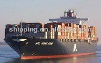 ocean shipping from Guangzhou to Jeddah