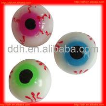 plastic New TPR sticky eyes ball/toys for vending machine