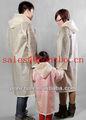 Erkek bayan moda yağmurluk Güney Kore çocuk yağmurluk çift yüklenen üstüdür- çocuk kıyafeti