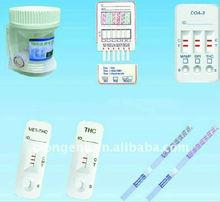 DOA drug urine test(AMP,MADA,THC,KET,PPX....)with PH,CR,Oxidant