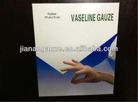 Paraffin gauze/ Vaseline pad ( FSC , CE ,ISO certificate )