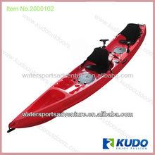 2 Man Kayak Fishing