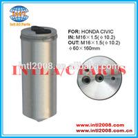 Receiver Drier Dryer a/c Accumulator for HONDA CIVCI auto air conditioning 60X160MM