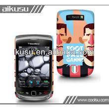 creative cellphone case for blackberry 9800