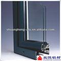 buena calidad de la ventana de perfil de aluminio