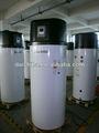 Todo en uno bombas de agua doméstica, La bomba de aire, Caliente bomba de calor de agua para sanitaria, R134a, 100L ~ 300L 2.0kw, Ce