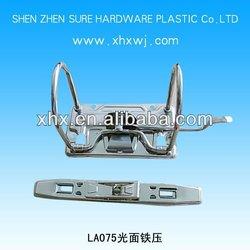 3 inch decorative lever arch file folder clip