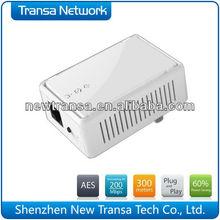 200Mbps Mini Homeplug Powerline Adapter
