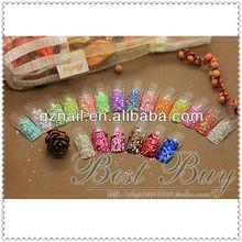 glitter nail art acrylic dust powder
