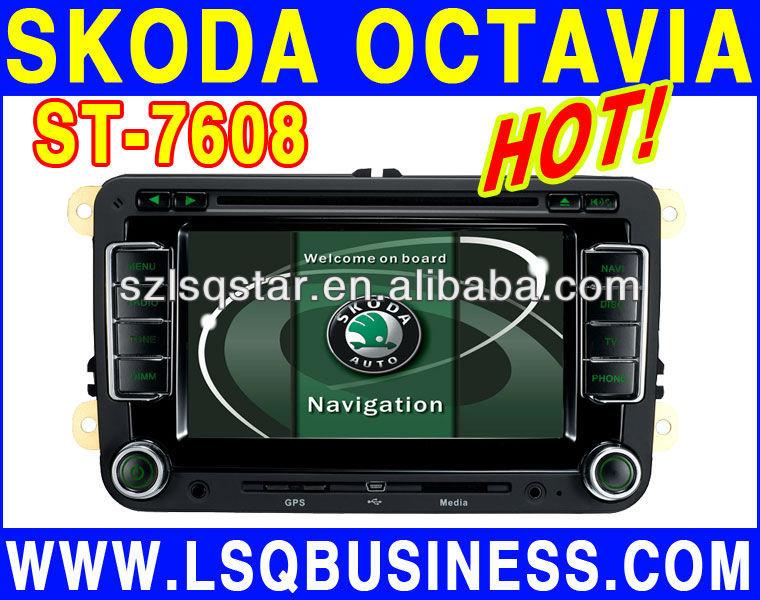 แบบmulti- ภาษาของเมนูosdสำหรับvw7608ใหม่2012นำทางgpsทีวีที่ได้รับst- 7608