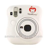 Fujifilm Instax Mini 25 Rilakkuma White Special Fuji Instant Camera