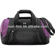 Leisure outdoor traveling duffel bag