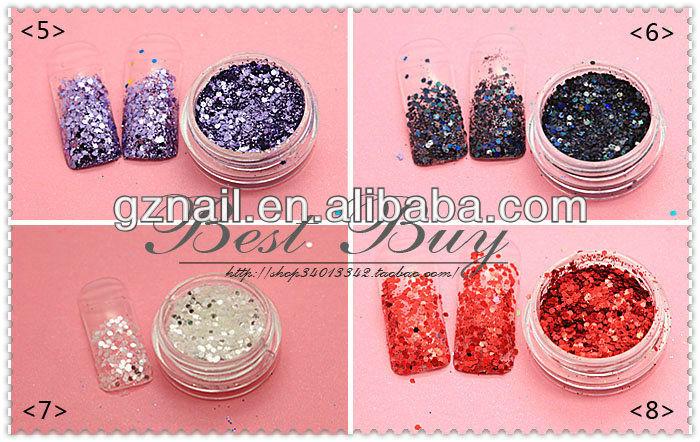 color acrylic nail powders, View color acrylic nail powders