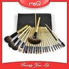 23pcs personalized beauty needs makeup brush set