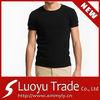 Plain V Neck T shirt For Men And Women