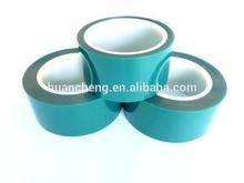 Green polyester PET Masking Tape