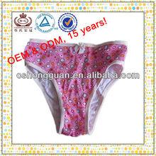 100 percent / OEM Lingerie Underwear / Girl Briefs and Panties