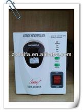 Автоматический регулятор напряжения / стабилизатор SDR 2000VA двойной вход и выход