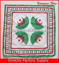 Promotion Algeria national flag bandana