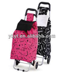 supermarket shopping trolley wheeled shopping carts, foldable trolley shopping bag
