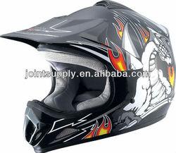 Motorcycle dot helmet full face for kids