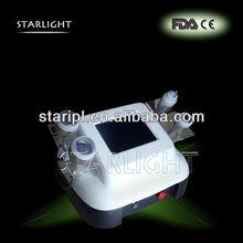 2013 Salon TOP ONE tripolar RF+vacuum+BIO cavitation slimming machine Rf