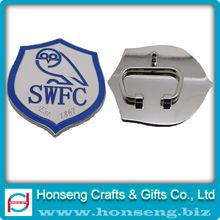 Customized Company Logo Brass Belt Buckles