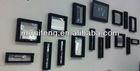 elastic membrane clear display photo frame/case