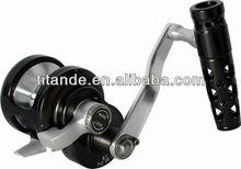 H40A- High Quanlity KARASU cnc machined cutting jigging reel
