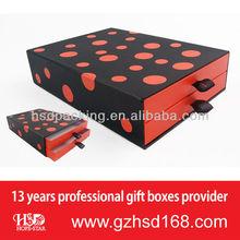Funky Polka Dot Gift Drawer Gift Box(HSD-H3185)