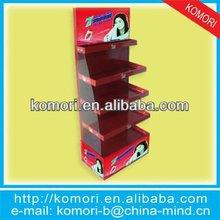 Komori cardboard display case