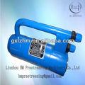 Ydc160-150 tipo centro del agujero prestressd hidráulico de tensión jack