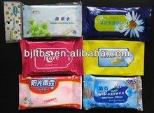 single wet wips wet tissue manufacturer