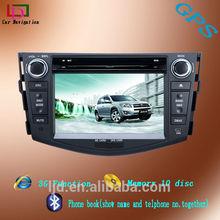 car dvd car radio gps navigation for Toyota RAV4 2006-2011year